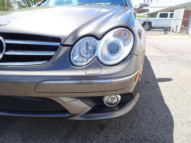2008 Mercedes-Benz CLK550 5.5L Madison, NC 10