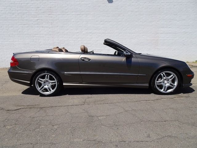2008 Mercedes-Benz CLK550 5.5L Madison, NC 12
