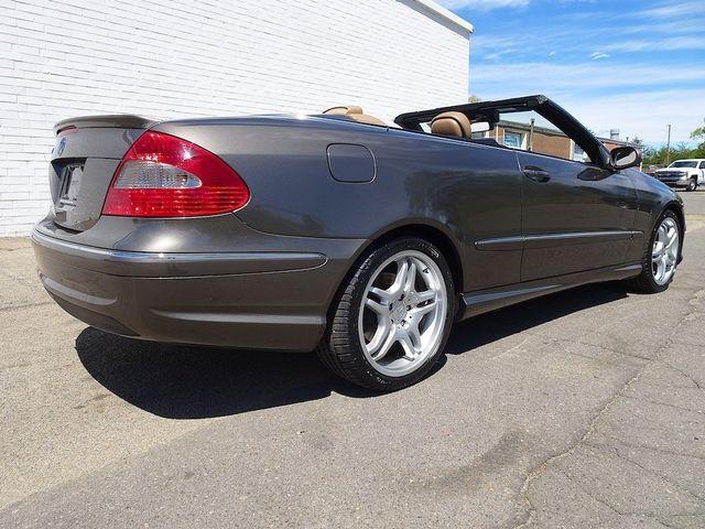 2008 Mercedes-Benz CLK550 5.5L Madison, NC 13