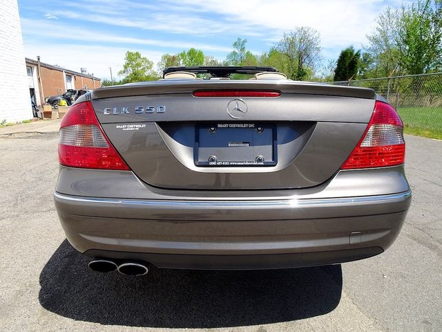 2008 Mercedes-Benz CLK550 5.5L Madison, NC 14