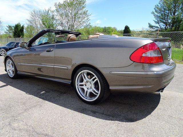 2008 Mercedes-Benz CLK550 5.5L Madison, NC 15