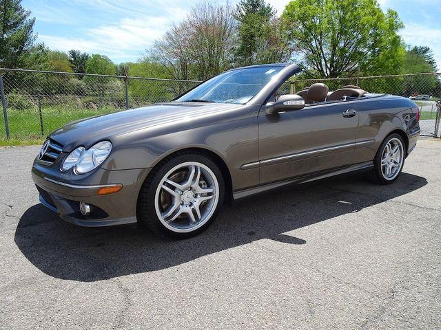 2008 Mercedes-Benz CLK550 5.5L Madison, NC 17