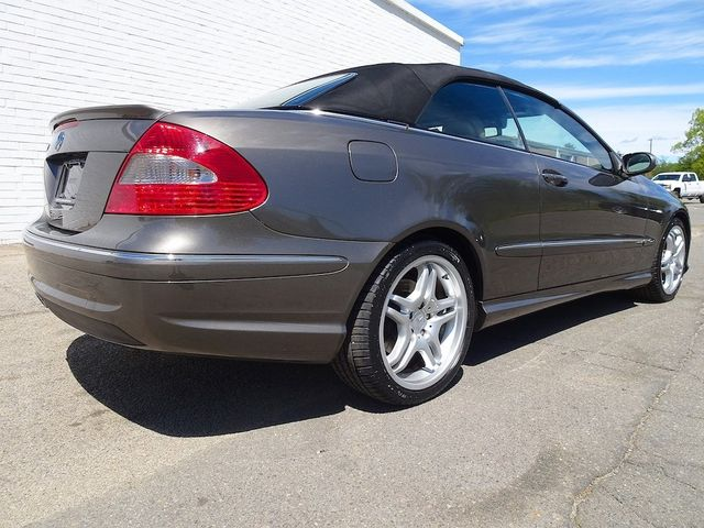 2008 Mercedes-Benz CLK550 5.5L Madison, NC 3
