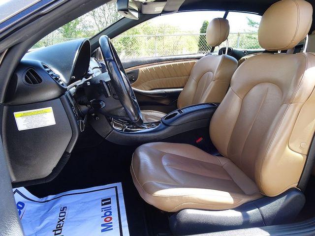 2008 Mercedes-Benz CLK550 5.5L Madison, NC 33