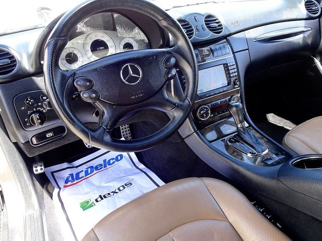 2008 Mercedes-Benz CLK550 5.5L Madison, NC 36