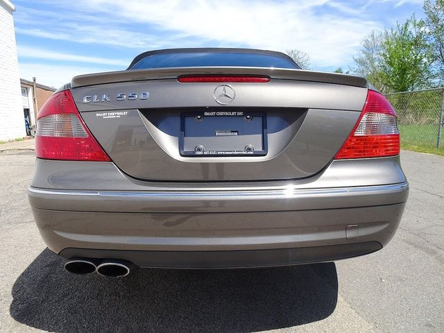 2008 Mercedes-Benz CLK550 5.5L Madison, NC 4
