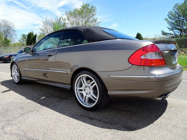 2008 Mercedes-Benz CLK550 5.5L Madison, NC 5