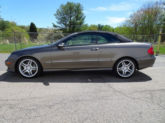2008 Mercedes-Benz CLK550 5.5L Madison, NC 6