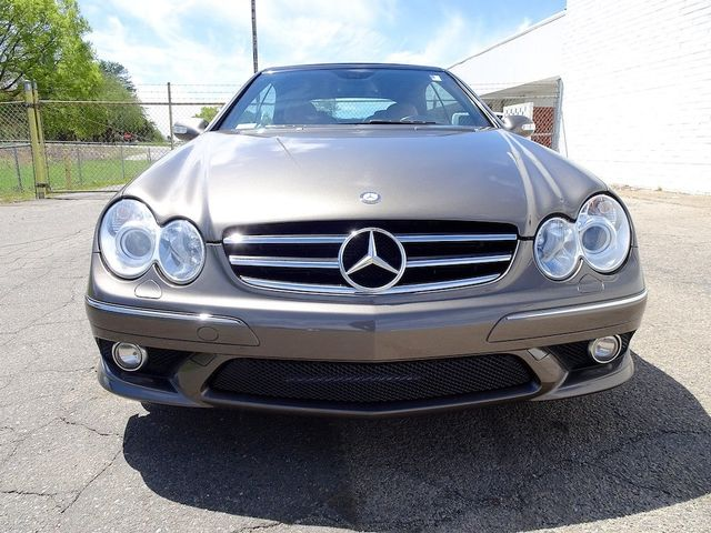 2008 Mercedes-Benz CLK550 5.5L Madison, NC 8
