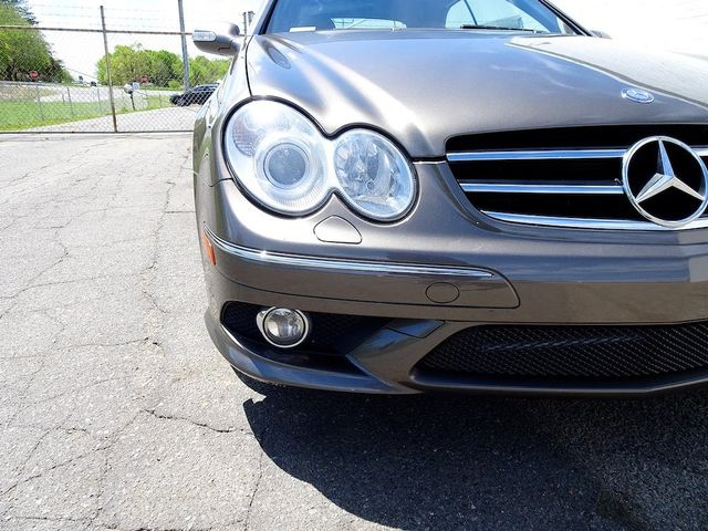2008 Mercedes-Benz CLK550 5.5L Madison, NC 9