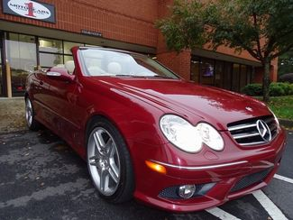 2008 Mercedes-Benz CLK550 5.5L in Marietta GA, 30067