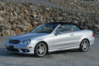 2008 Mercedes-Benz CLK550 Naugatuck, Connecticut