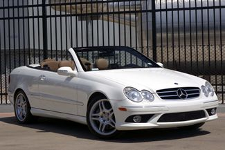 2008 Mercedes-Benz CLK550 5.5L* EZ Finance**   Plano, TX   Carrick's Autos in Plano TX