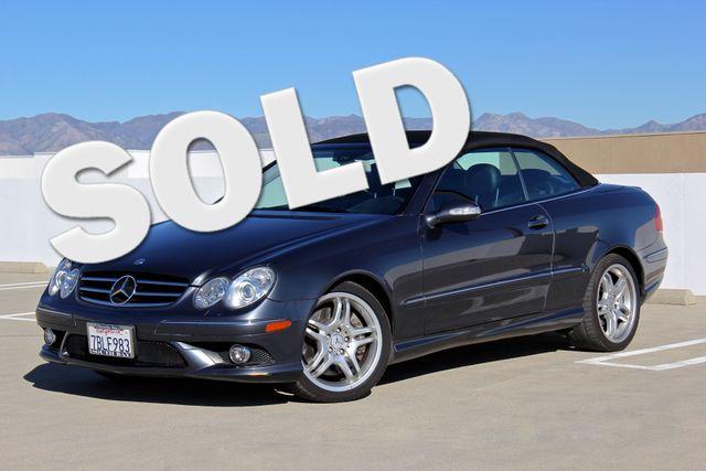 2008 Mercedes-Benz CLK550 5.5L Reseda, CA