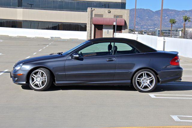 2008 Mercedes-Benz CLK550 5.5L Reseda, CA 3