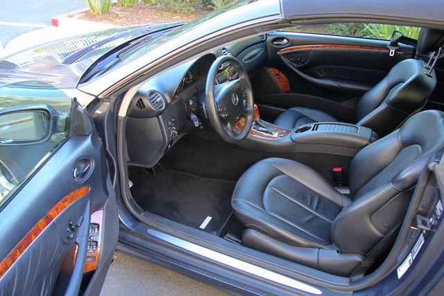 2008 Mercedes-Benz CLK550 5.5L Reseda, CA 16