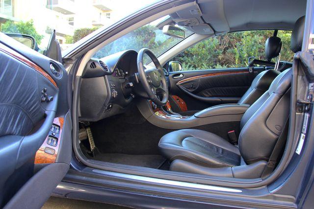 2008 Mercedes-Benz CLK550 5.5L Reseda, CA 17