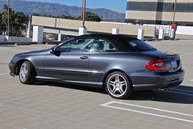 2008 Mercedes-Benz CLK550 5.5L Reseda, CA 4