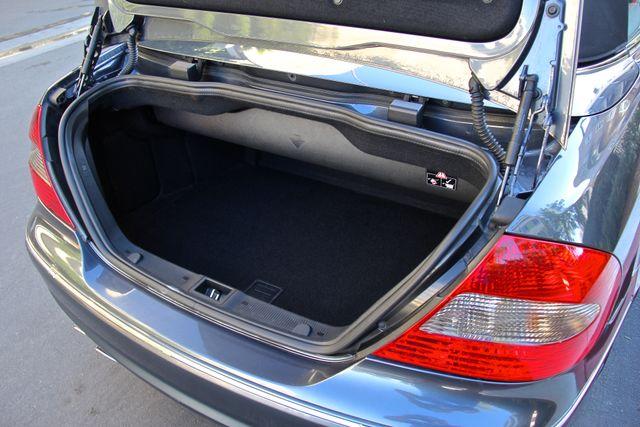 2008 Mercedes-Benz CLK550 5.5L Reseda, CA 23