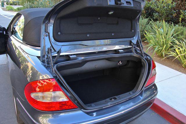 2008 Mercedes-Benz CLK550 5.5L Reseda, CA 24