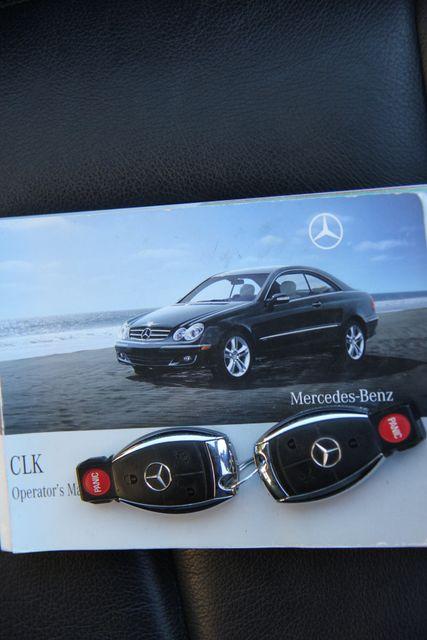 2008 Mercedes-Benz CLK550 5.5L Reseda, CA 25