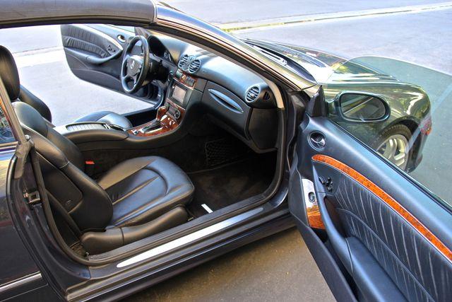 2008 Mercedes-Benz CLK550 5.5L Reseda, CA 13