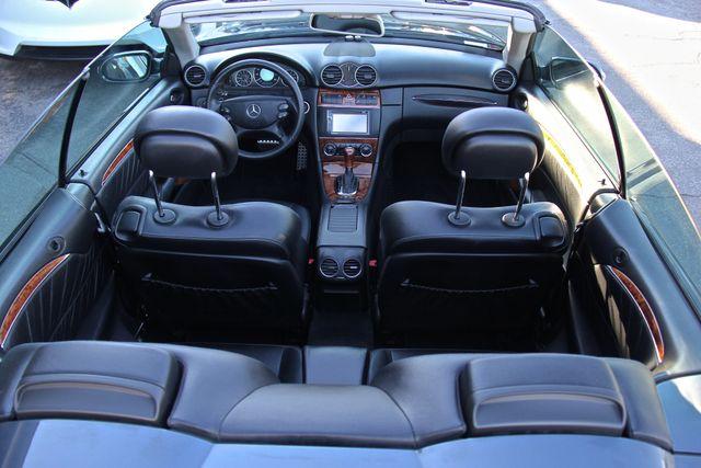 2008 Mercedes-Benz CLK550 5.5L Reseda, CA 2