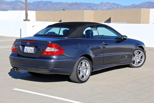 2008 Mercedes-Benz CLK550 5.5L Reseda, CA 7