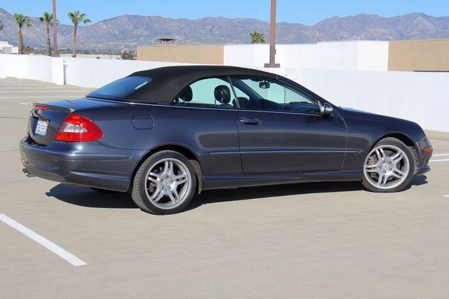 2008 Mercedes-Benz CLK550 5.5L Reseda, CA 6