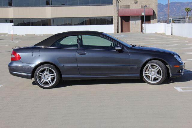 2008 Mercedes-Benz CLK550 5.5L Reseda, CA 8