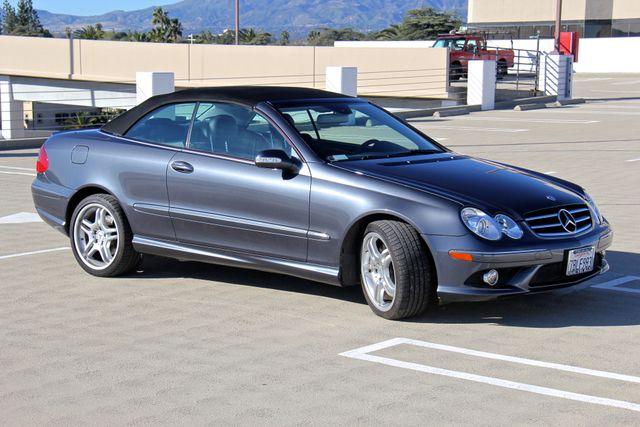 2008 Mercedes-Benz CLK550 5.5L Reseda, CA 9