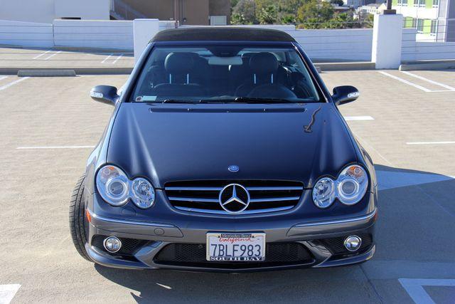 2008 Mercedes-Benz CLK550 5.5L Reseda, CA 11