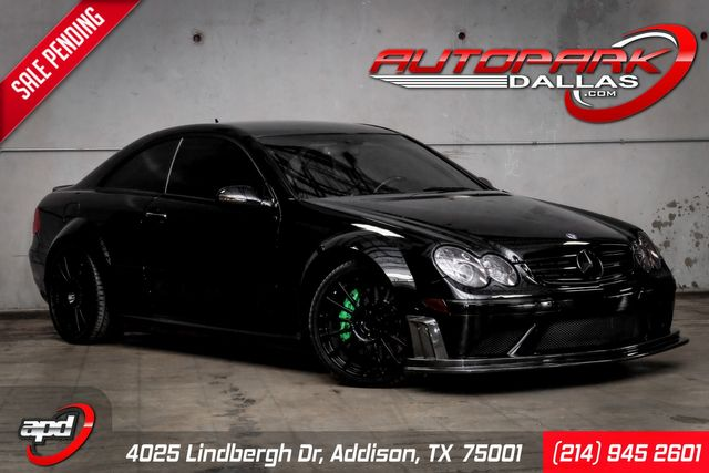 2008 Mercedes-Benz CLK63 AMG Black Series in Addison, TX 75001