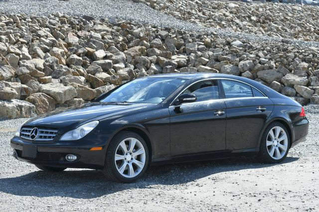 2008 Mercedes-Benz CLS550 Naugatuck, Connecticut
