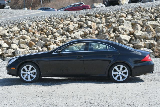 2008 Mercedes-Benz CLS550 Naugatuck, Connecticut 1