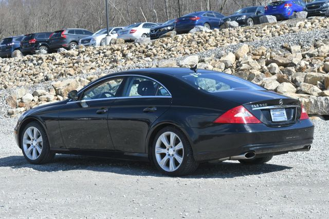 2008 Mercedes-Benz CLS550 Naugatuck, Connecticut 2
