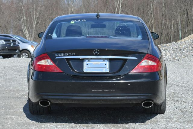2008 Mercedes-Benz CLS550 Naugatuck, Connecticut 3