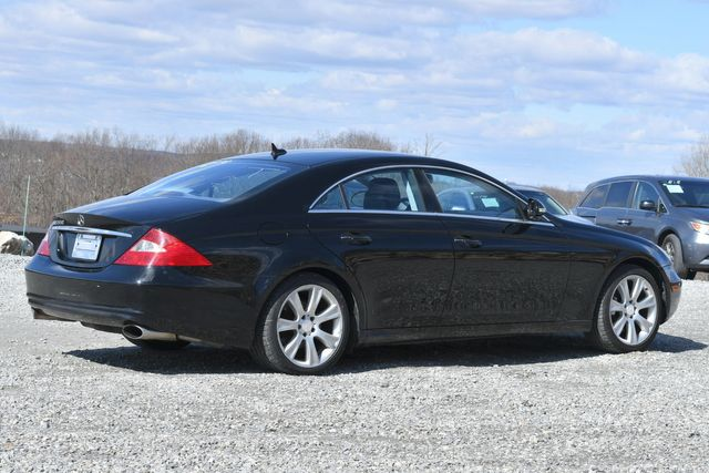 2008 Mercedes-Benz CLS550 Naugatuck, Connecticut 4