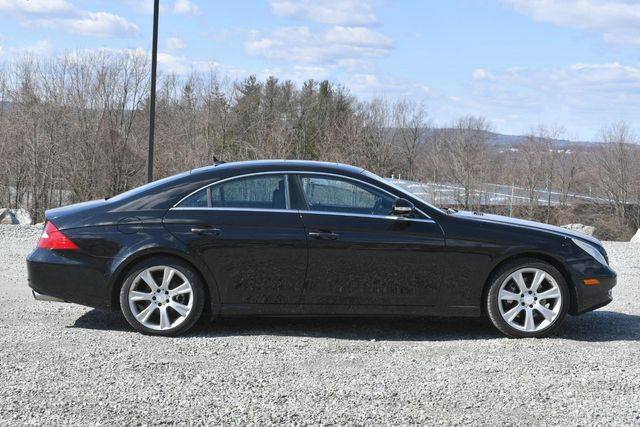 2008 Mercedes-Benz CLS550 Naugatuck, Connecticut 5