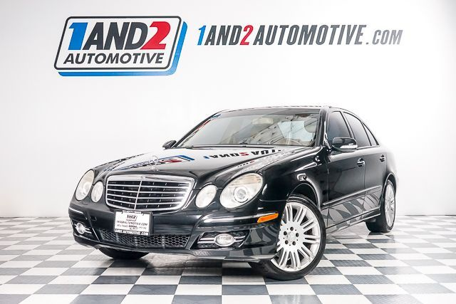 2008 Mercedes-Benz E-Class E350 Luxury in Dallas TX