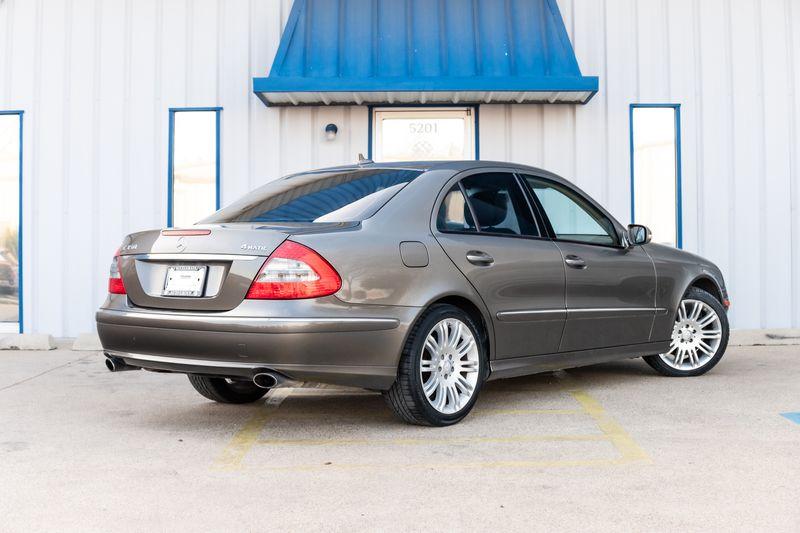 2008 Mercedes-Benz E-Class E 350 4MATIC AWD NAV LOADED TPMS PWR OPTS NICE!!! in Rowlett, Texas
