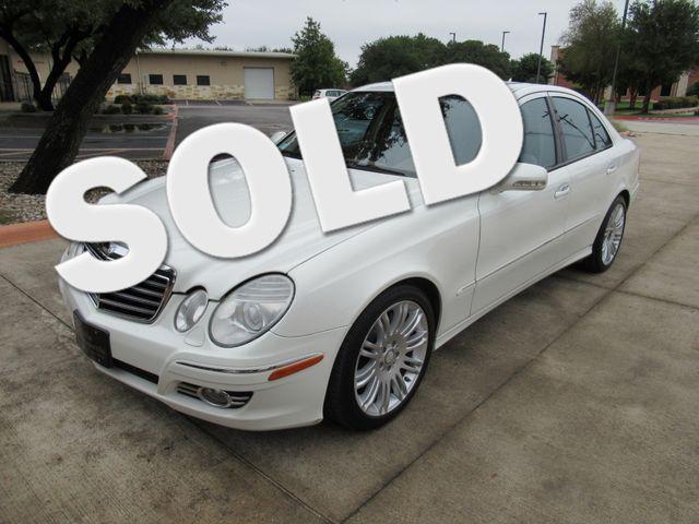2008 Mercedes-Benz E350 Luxury 3.5L Austin , Texas 0