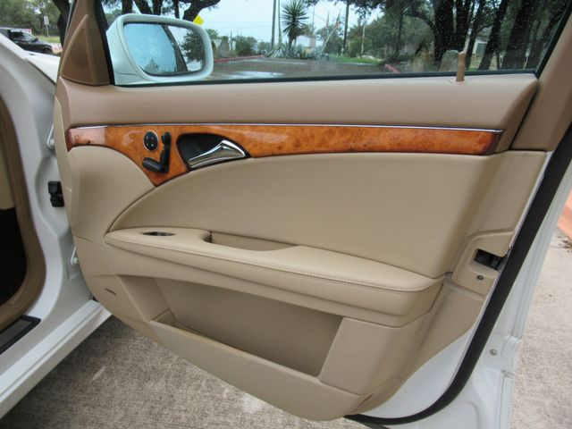 2008 Mercedes-Benz E350 Luxury 3.5L Austin , Texas 20
