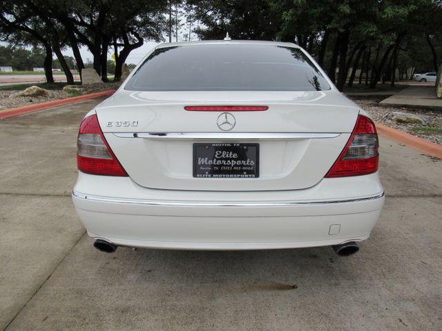 2008 Mercedes-Benz E350 Luxury 3.5L Austin , Texas 2
