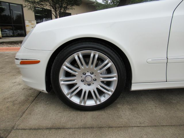 2008 Mercedes-Benz E350 Luxury 3.5L Austin , Texas 6
