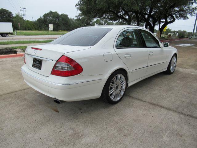 2008 Mercedes-Benz E350 Luxury 3.5L Austin , Texas 3