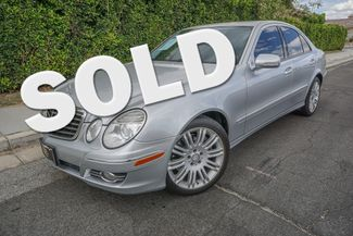 2008 Mercedes-Benz E350 in Cathedral City, California