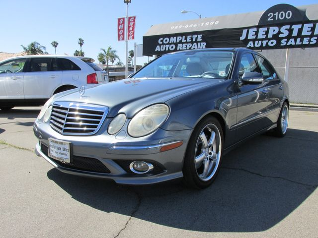 2008 Mercedes-Benz E350 Luxury Sedan
