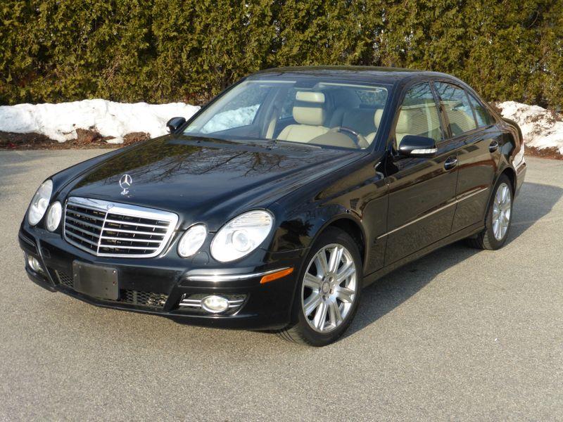 2008 Mercedes-Benz E350 Luxury 35L  city MA  European Motorsports  in Lawrence, MA