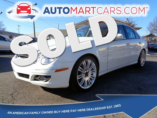 2008 Mercedes-Benz E350 Luxury 3.5L | Nashville, Tennessee | Auto Mart Used Cars Inc. in Nashville Tennessee